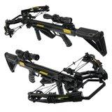 Accelerator 410+ BLACK | 185 lbs / 410 fps | Complete set!_