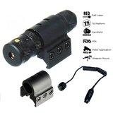 UTG - Kruisboog Red Laser Sight   Weaver Mount_