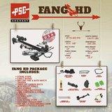 PSE Fang HD Premium Set   205 lbs / 400 fps_