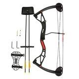 Set - Ek Archery Buster compound boog | 15-29lbs_