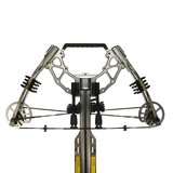 Ek Archery Accelerator 410+ Snow Camo| 185 lbs / 410 fps | Complete set!_