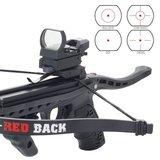 Hori-Zone RedBack Tactical DeLuxe | 80lbs | Complete set! | Tijdelijk met GRATIS 2-in-1 peeswax!_