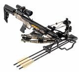 Ek Archery Blade+ CAMO | 175 lbs / 340 fps | Complete set!_