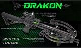 Drakon SuperSonic 100 lbs / 290 fps  | COMPOUND | Complete set!_