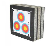 ECO-Multifoam MAX doelpak (60x60x30cm) | voor kruisbogen tot 250LBS_