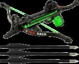 Hori-Zone Kruisboogpistool RedBack RTS | 80lbs | Tijdelijk met GRATIS 2-in-1 peeswax!_