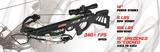 Hori-Zone Penetrator Premium Set   165 lbs / 340+ fps_