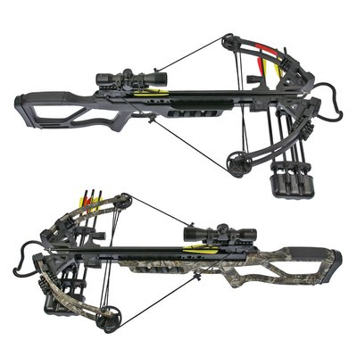 X-Bow Scorpion II | 185 lbs / 370 fps | Complete set!