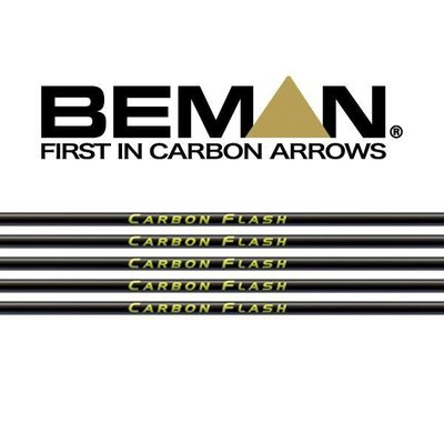 Beman Carbon Flash shaft