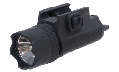 ASG - Super Xenon Flashlight - Tactical | Weaver mount