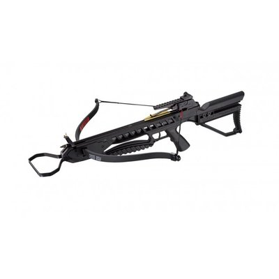 X-Bow Black Spider - 175lbs | GRATIS 2-in-1 Raillube