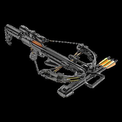 Ek Archery Accelerator 370+ | 185 lbs / 390 fps | Complete set!