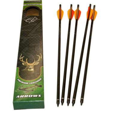 Barnett Headhunter™ - Carbon pijl  | 20 of 22 inch | 5-pak