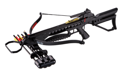 X-Bow Black Spider - 175lbs | GRATIS Red Dot!