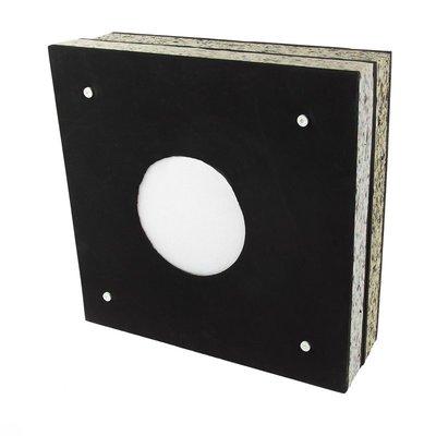 ECO-Multifoam Black-Switch doelpak (60x60x20cm) | voor (compound)bogen tot 70LBS