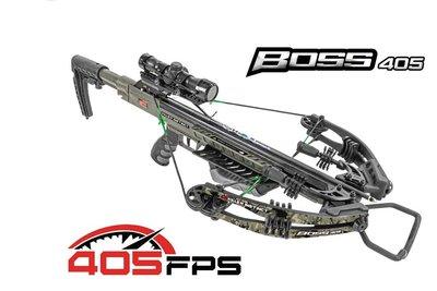 Killer Instinct Boss-405 | 220 lbs / 405 fps | Complete set!