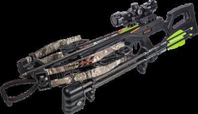 Bear Archery Intense | 180 lbs / 400 fps | Complete set!
