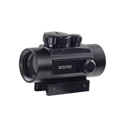 X-Bow Red/Green Dot sight  1x30 | Weaver mount