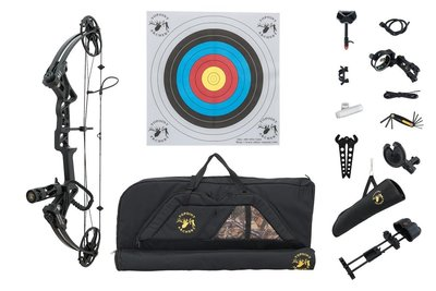 Topoint M1 PLUS | 20-70lbs | 320fps | Complete set!
