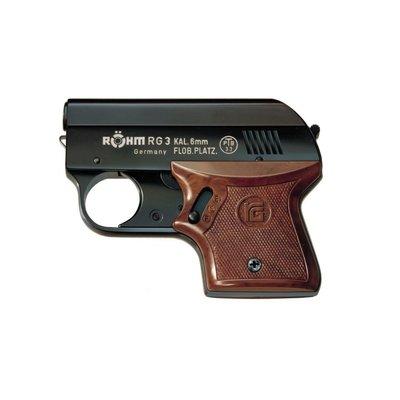 Röhm RG3 Alarm/Start pistool | 6-schots | Zwart