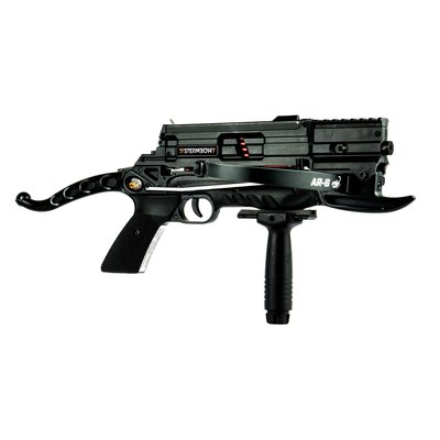 Steambow AR-6 Stinger | incl. 6-schots ABS-magazijn