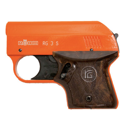 Röhm RG3 Alarm/Start pistool | 6-schots | Oranje