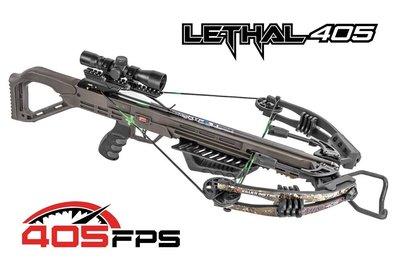 Killer Instinct® LETHAL 405 | 220 lbs / 405 fps | Complete set!