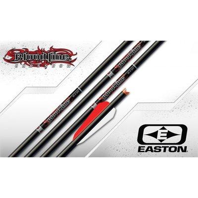 Easton Bloodline - carbon pijl | 20 of 22 inch | 6-Pak