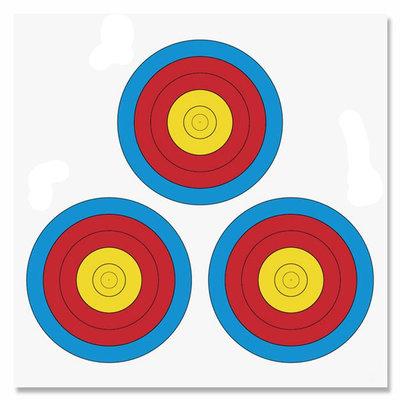 Fita Vegas | 3 targets | 40x40cm | per 10