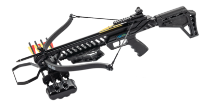 Man Kung MK-XB27 Hound Black - 175lbs | Complete set!