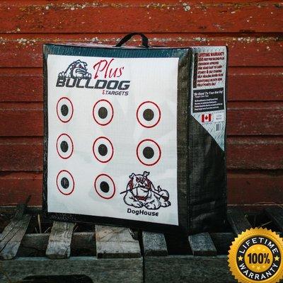 Bulldog Doghouse FP | 61x61x26cm