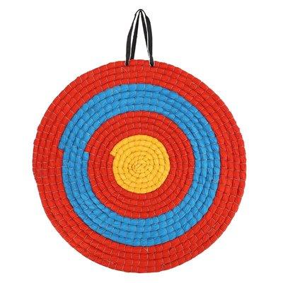 Stro doelpak RED | Ø 50 cm | tot 30lbs