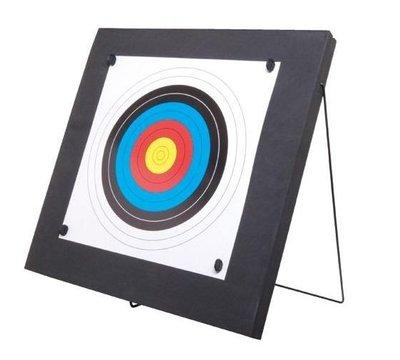 Easy Quick Doelpak (60x60x4,5cm) incl. standaard | tot 20lbs