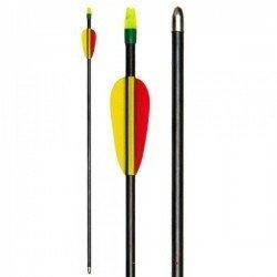 Glasfiber pijl Black Bow | 24, 26, 28, 30 & 32 inch