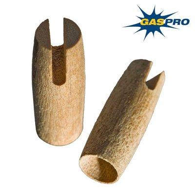 Gas Pro Wood Nock - Houten nok