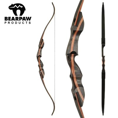 Bearpaw Mohican jachtboog | 60inch - 25 t/m 50lbs