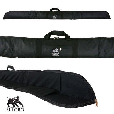 elToro longbow tas | voor max. 2 bogen