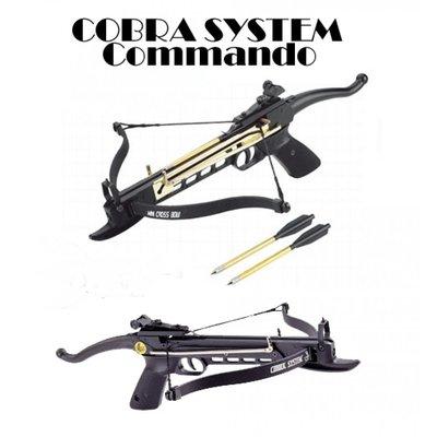 Cobra Commando Kruisboogpistool | 80lbs