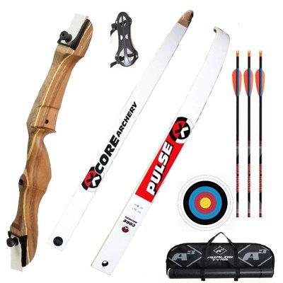 Voordeelset - CORE Archery recurve handboogset