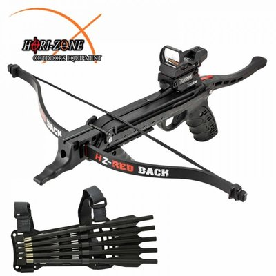 Hori-Zone RedBack Tactical DeLuxe | 80lbs | Complete set!