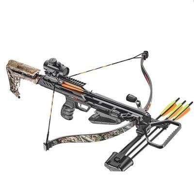 Ek Archery Jag II Pro Camo - 175lbs | Complete set!