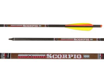 Kruisboogpijl Maximal Scorpio - Carbon | 18, 20 & 22 inch