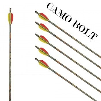 Kruisboog pijl Black Bow, 2219, Camo | aluminium, 20inch