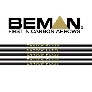 Beman Carbon Flash shaft