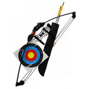 Kids set - Ek Archery Chameleon compound handboog | 10-15lbs