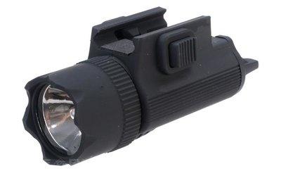 ASG - Super Xenon Flashlight - Tactical | Weaver mount