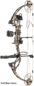 Bear Archery Cruzer G2 | 5-70lbs | RTS set!