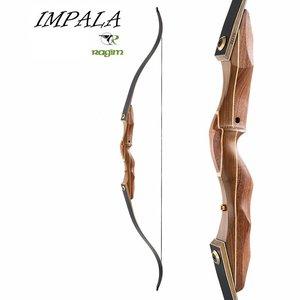 Ragim Impala Black jachtboog | 60 of 62inch - 20 t/m 60lbs