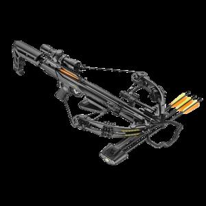 Ek Archery Blade+ Black   175 lbs / 340 fps   Complete set!