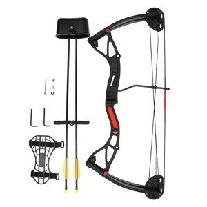 Set - Ek Archery Buster compound boog | 15-29lbs